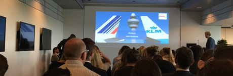 Klantbeleving Air France/KLM