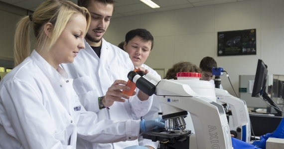 Lectoraat Analysetechnieken in de Life Sciences